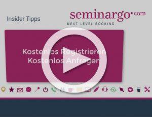 seminargo Buchungssystem Tagungshotel Suchmaschine Seminarhotel in Niederösterreich