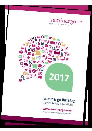 Der seminargo Katalog 2017 liegt noch nicht  auf Ihrem Schreibtisch?