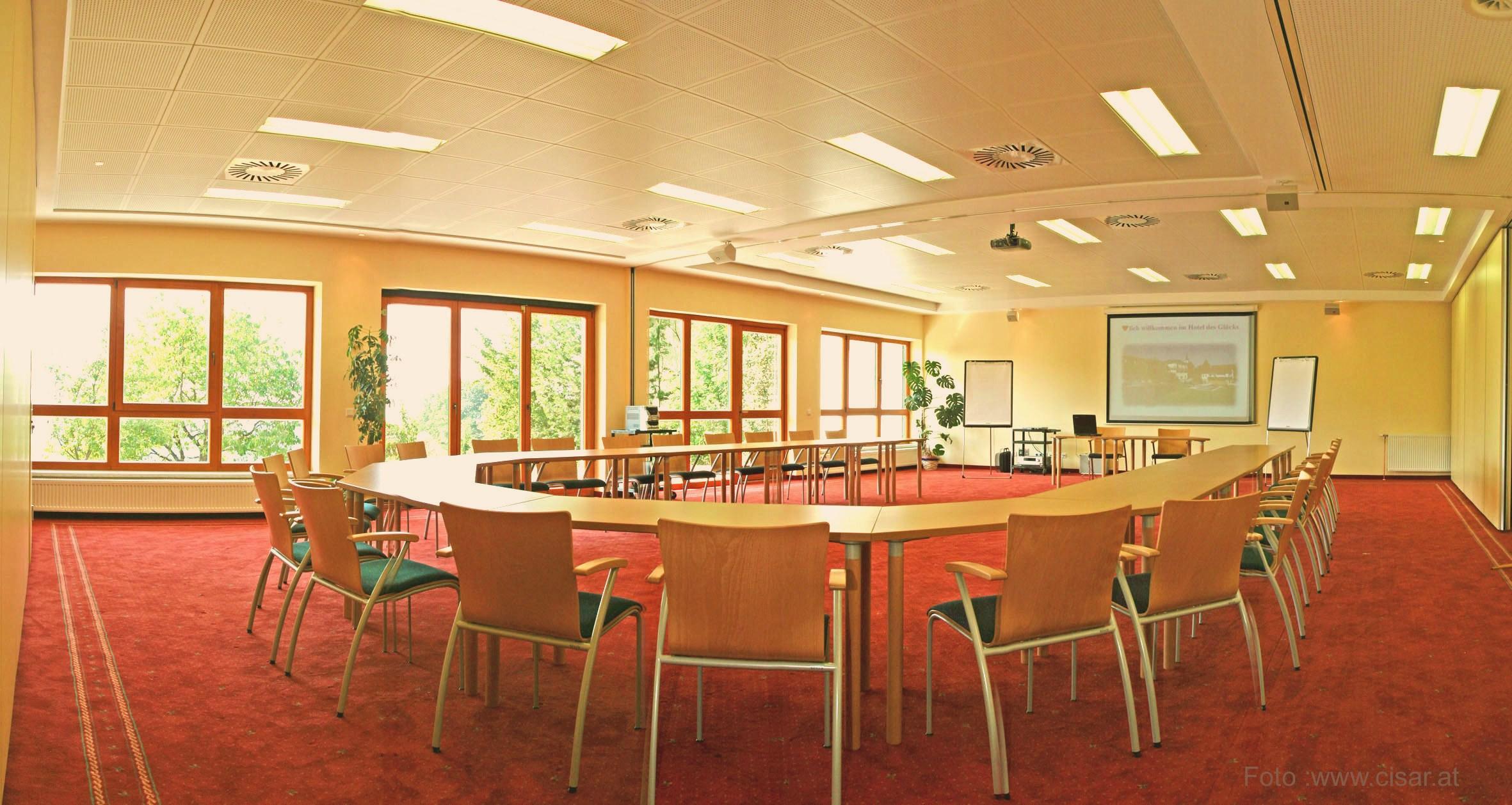 Das Hotel des Glücks in St. Oswald/NÖ – insbesondere bei Ihrem Seminar