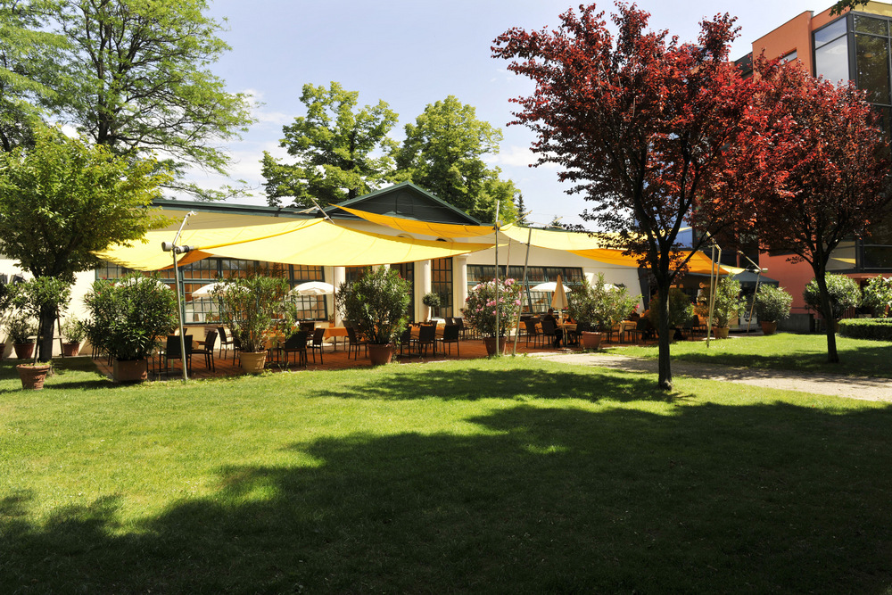 Sommerzeit ist Grillzeit im  Gartenhotel Altmannsdorf
