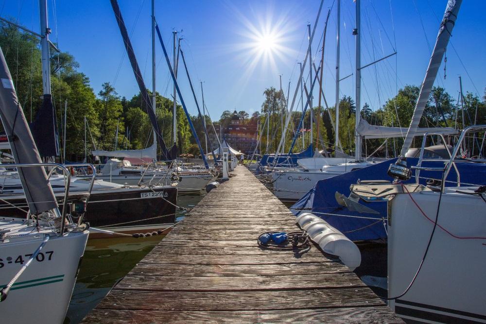Neues aus dem Yachthotel Chiemsee in Oberbayern – Verschönerungsarbeiten abgeschlossen