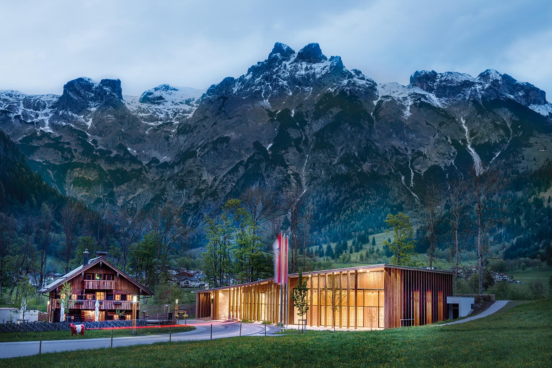 Alpine Charmeoffensive im Travel Charme Bergresort Werfenweng