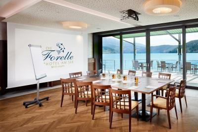 Feste und Feiern direkt am Millstätter See Hotel am See****Die Forelle