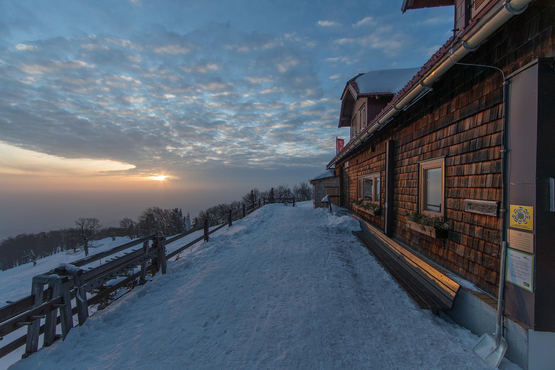 Winterzeit Krainerhütte: So setzen Sie die richtigen Impulse