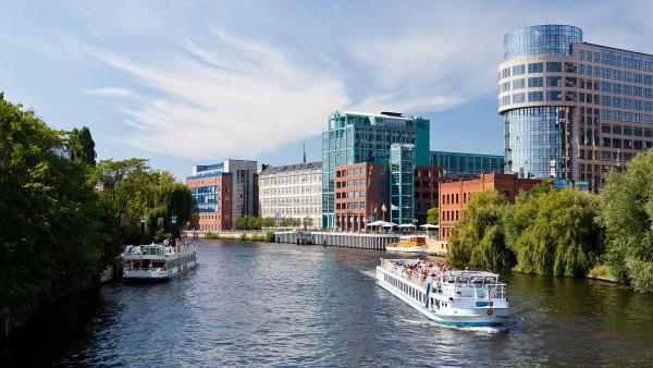 AMERON Hotel ABION Spreebogen – Tagen mit Spreeblick im Herzen Berlins