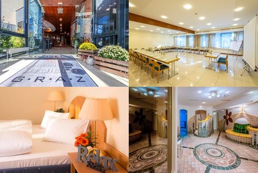Seminarhotel Steiermark – Im Hotel Stoiser Graz sind Sie und Ihre Gäste bestens aufgehoben.